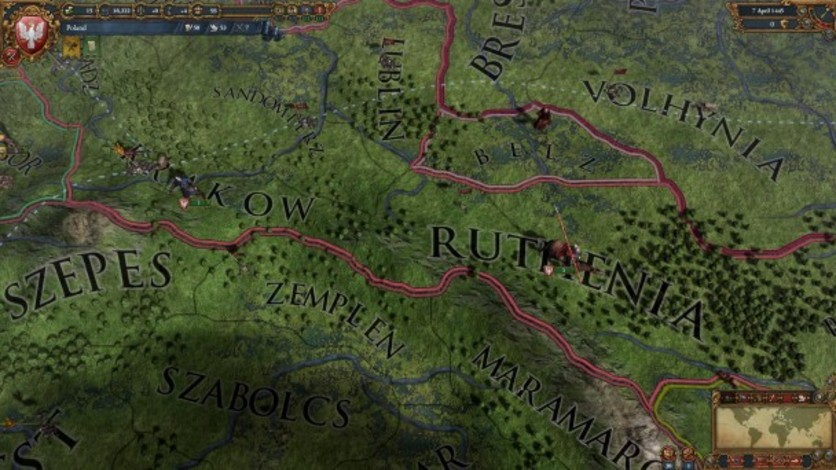 Screenshot 10 - Europa Universalis IV: Call-to-Arms Pack