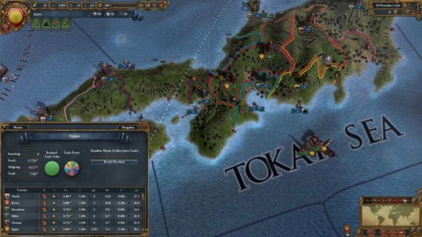 Screenshot 5 - Europa Universalis IV: Call-to-Arms Pack