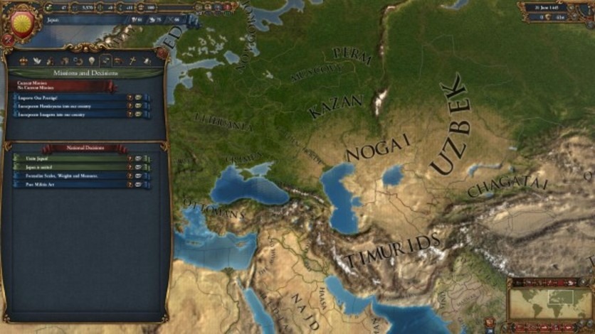 Screenshot 8 - Europa Universalis IV: Call-to-Arms Pack