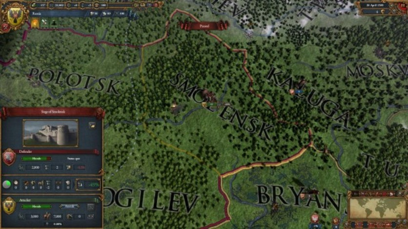 Screenshot 9 - Europa Universalis IV: Call-to-Arms Pack