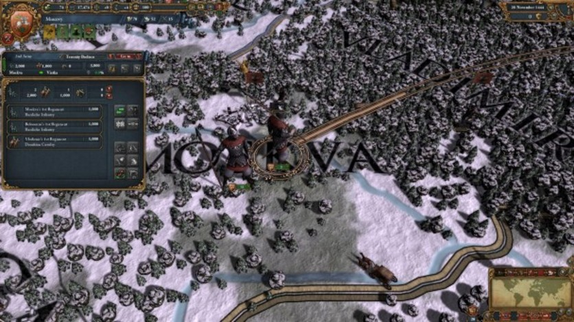 Screenshot 6 - Europa Universalis IV: Call-to-Arms Pack