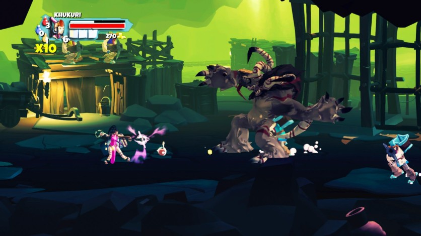 Screenshot 3 - Sacred Citadel