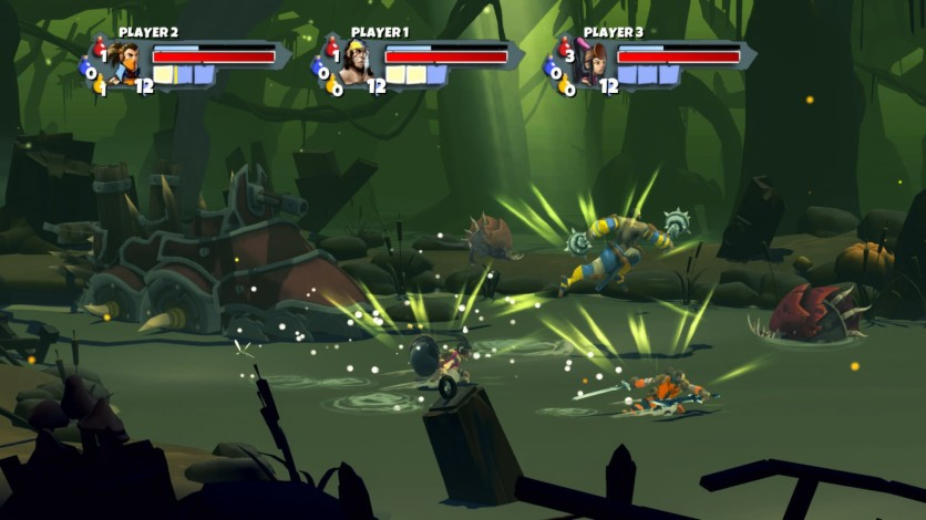 Screenshot 8 - Sacred Citadel