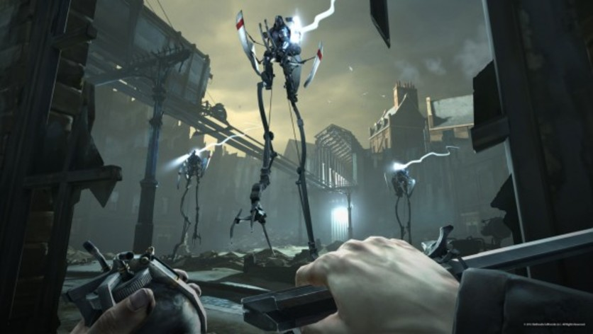 Screenshot 2 - Dishonored: Void Walker's Arsenal