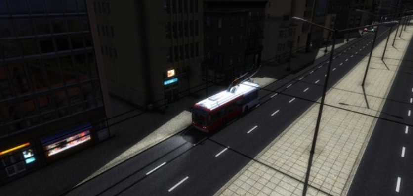 Screenshot 1 - Cities in Motion 2: Trekking Trolleys