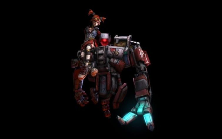 Screenshot 1 - Borderlands 2: Mechromancer Pack