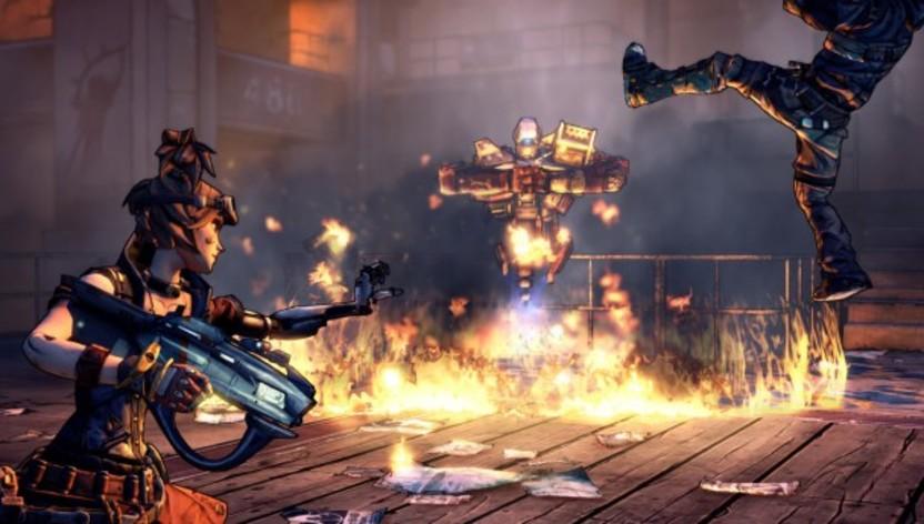 Screenshot 5 - Borderlands 2: Mechromancer Pack