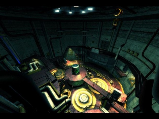 Screenshot 3 - Cryostasis