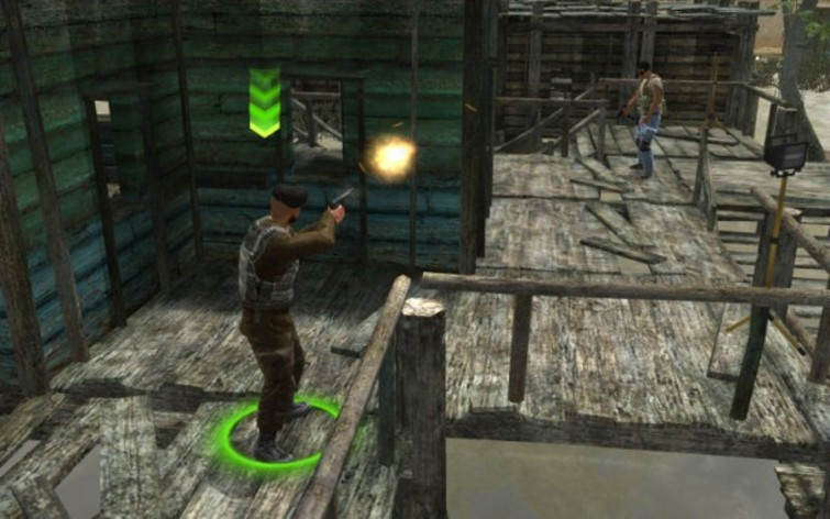 Screenshot 11 - Jagged Alliance - Back in Action
