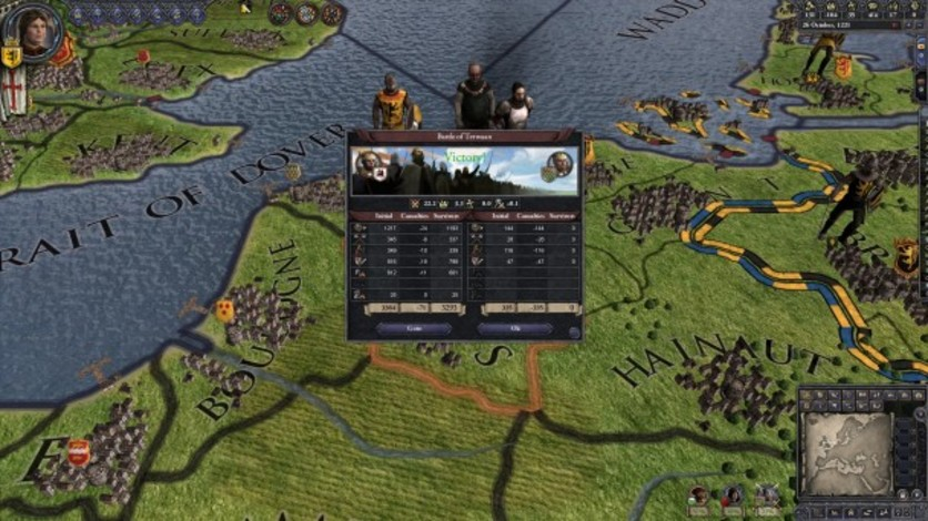 Screenshot 8 - Crusader Kings II: Hymns of Abraham
