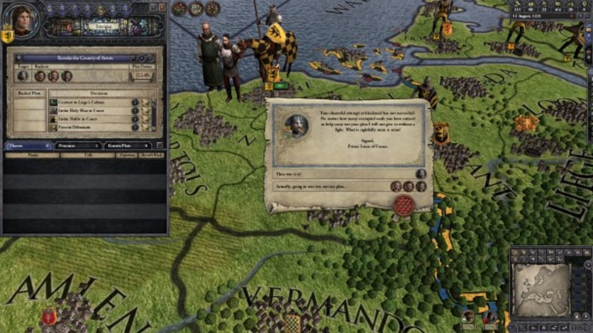 Screenshot 4 - Crusader Kings II: Hymns of Abraham