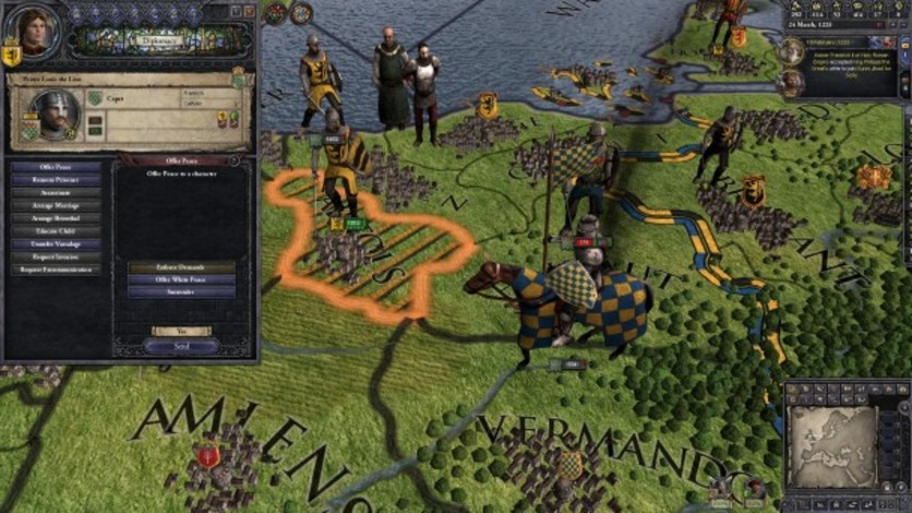 Screenshot 2 - Crusader Kings II: Hymns of Abraham
