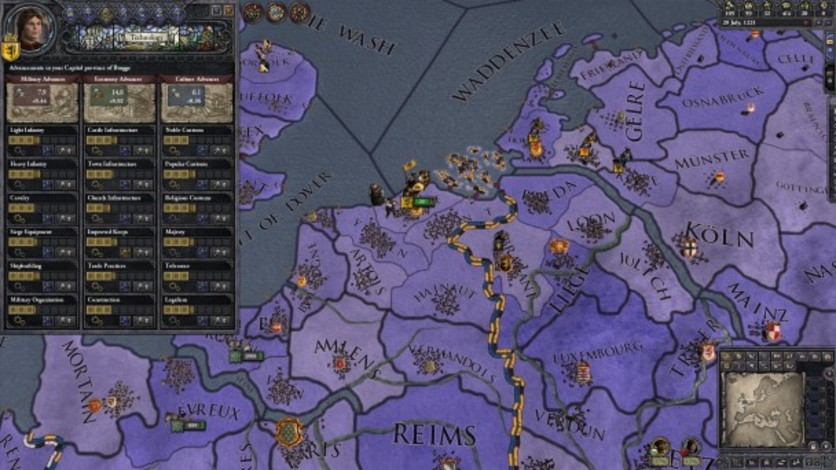 Screenshot 5 - Crusader Kings II: Hymns of Abraham