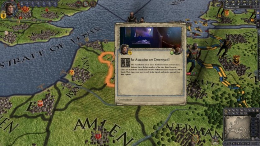 Screenshot 3 - Crusader Kings II: Hymns of Abraham