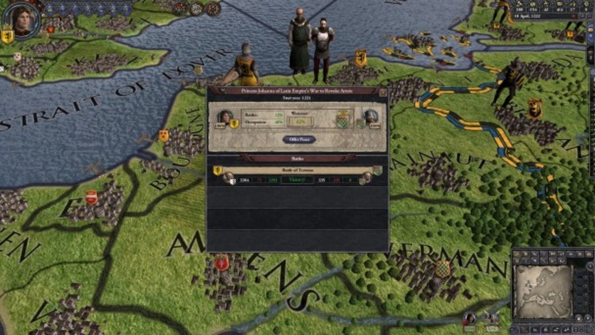 Screenshot 9 - Crusader Kings II: Hymns of Abraham