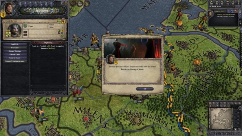 Screenshot 7 - Crusader Kings II: Hymns of Abraham