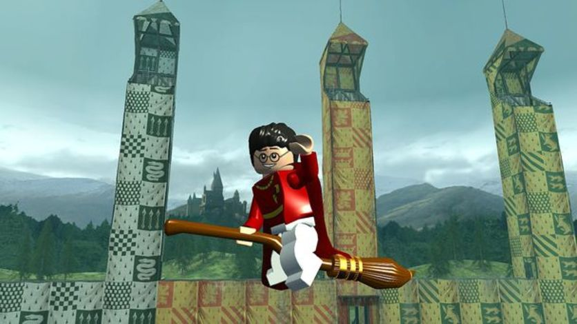 Screenshot 10 - LEGO Harry Potter: Years 1- 4