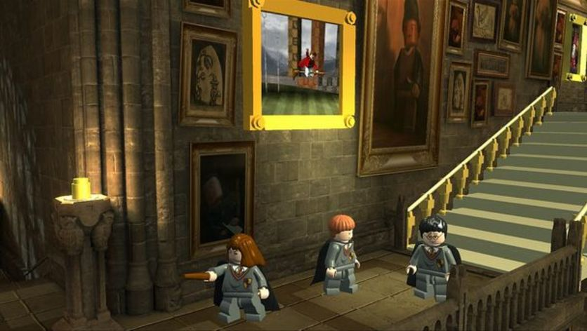 Screenshot 6 - LEGO Harry Potter: Years 1- 4