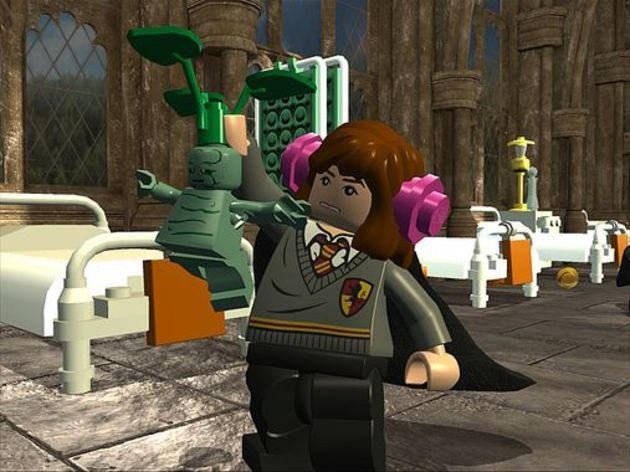 Screenshot 4 - LEGO Harry Potter: Years 1- 4