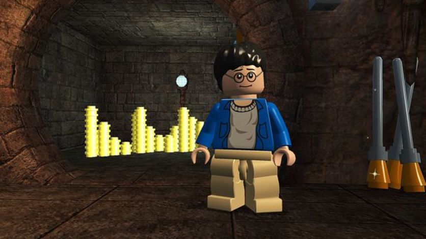 Screenshot 5 - LEGO Harry Potter: Years 1- 4
