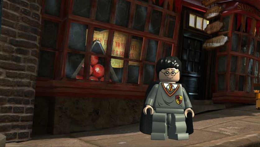 Screenshot 7 - LEGO Harry Potter: Years 1- 4