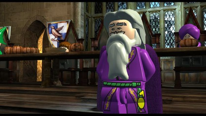 Screenshot 8 - LEGO Harry Potter: Years 1- 4