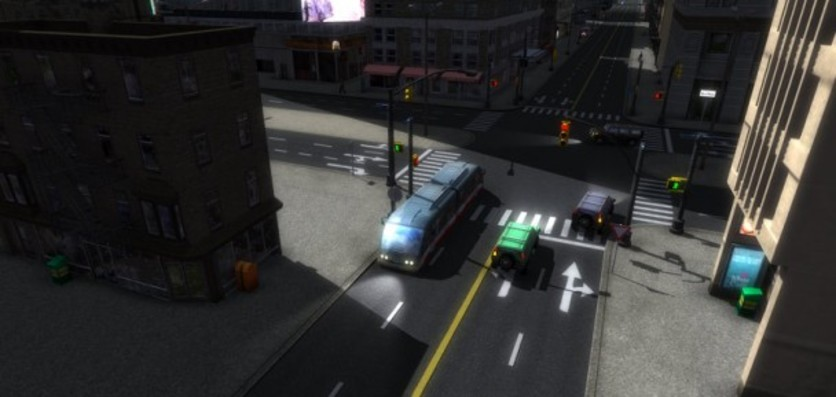 Screenshot 8 - Cities in Motion 2: Bus Mania