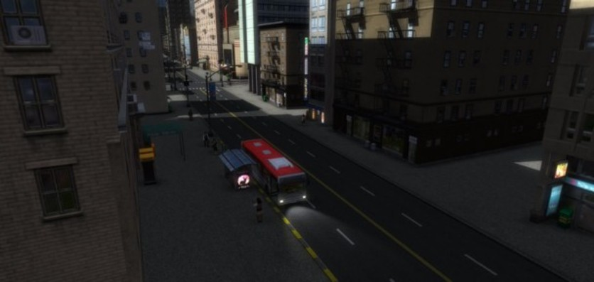 Screenshot 3 - Cities in Motion 2: Bus Mania