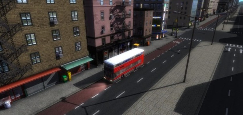 Screenshot 1 - Cities in Motion 2: Bus Mania