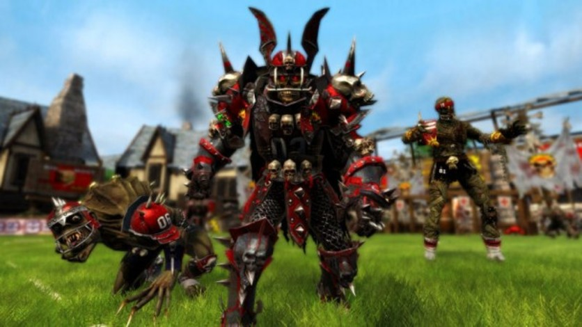 Screenshot 2 - Blood Bowl Legendary Edition