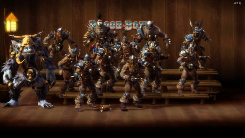 Screenshot 3 - Blood Bowl Legendary Edition