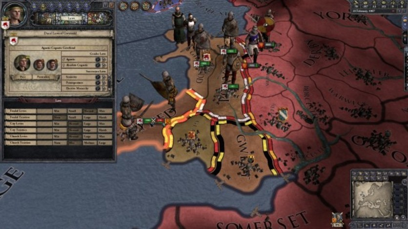 Screenshot 6 - Crusader Kings II: Celtic Unit Pack