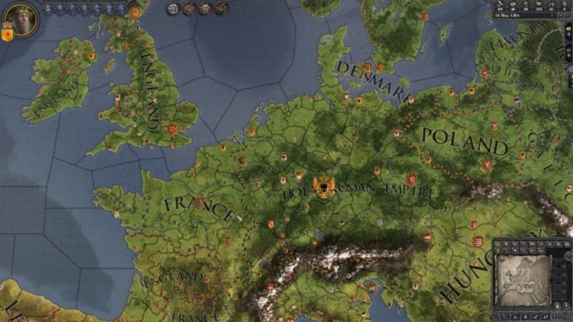 Screenshot 9 - Crusader Kings II: Celtic Unit Pack
