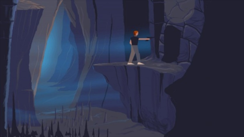 Screenshot 3 - Another World - 20th Anniversary Edition
