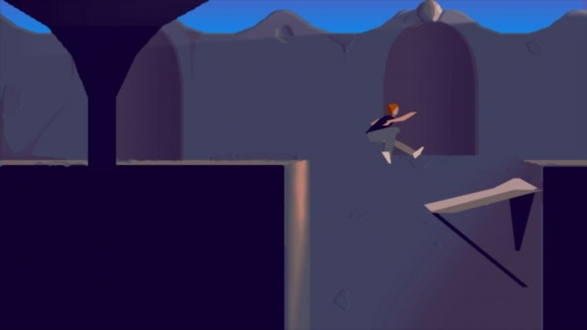Screenshot 2 - Another World - 20th Anniversary Edition