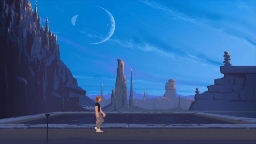 Screenshot 10 - Another World - 20th Anniversary Edition