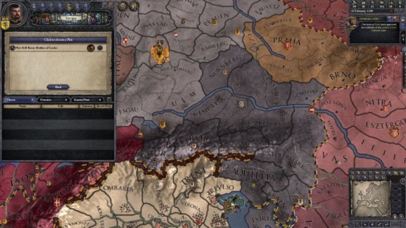 Screenshot 3 - Crusader Kings II: Military Orders Unit Pack