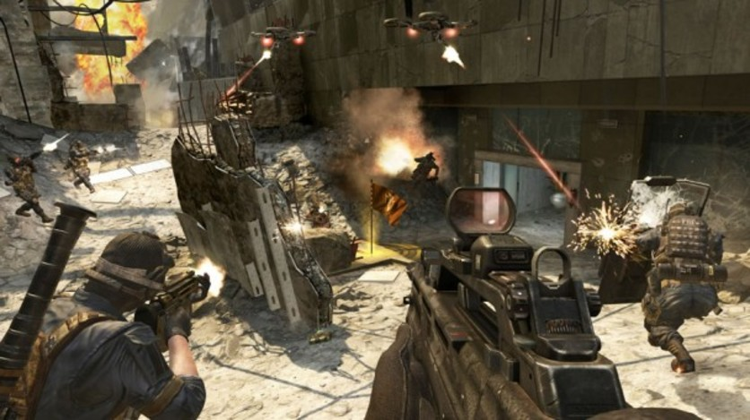 Screenshot 13 - Call of Duty: Black Ops II