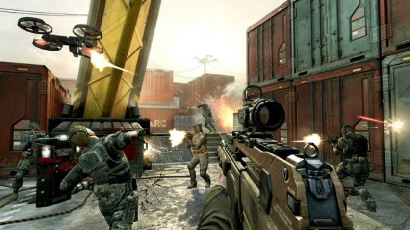 Screenshot 8 - Call of Duty: Black Ops II