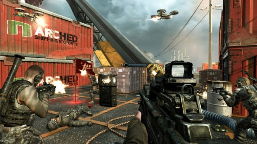 Screenshot 3 - Call of Duty: Black Ops II