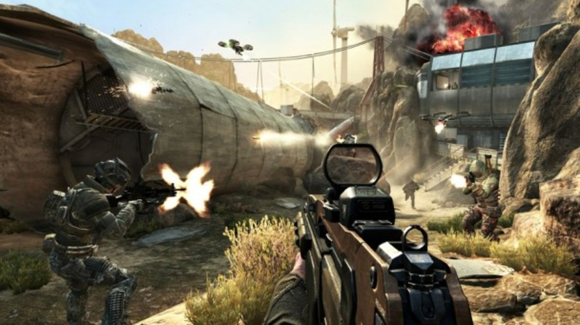 Screenshot 2 - Call of Duty: Black Ops II