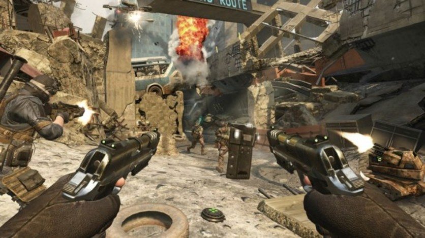 Screenshot 4 - Call of Duty: Black Ops II
