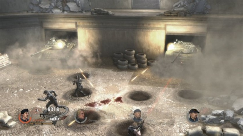 Screenshot 2 - The Expendables 2 Videogame