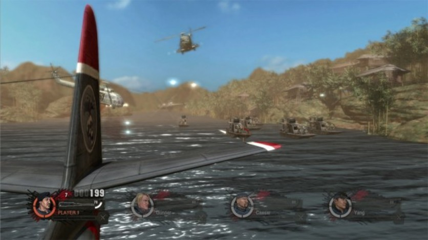 Screenshot 8 - The Expendables 2 Videogame