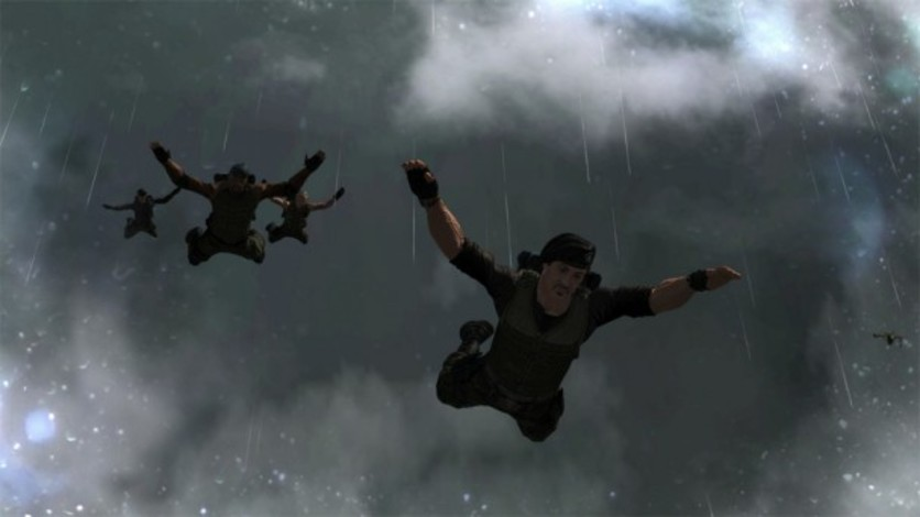 Screenshot 3 - The Expendables 2 Videogame