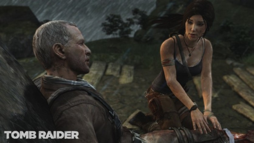 Screenshot 6 - Tomb Raider