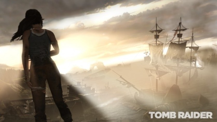 Screenshot 4 - Tomb Raider