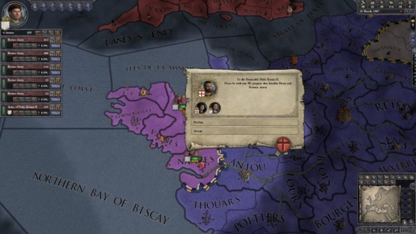Screenshot 1 - Crusader Kings II: Celtic Portraits