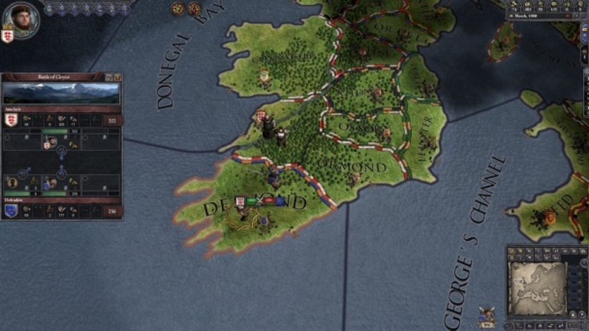 Screenshot 4 - Crusader Kings II: Celtic Portraits