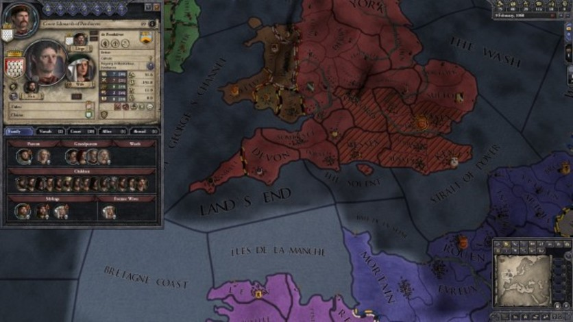 Screenshot 6 - Crusader Kings II: Celtic Portraits